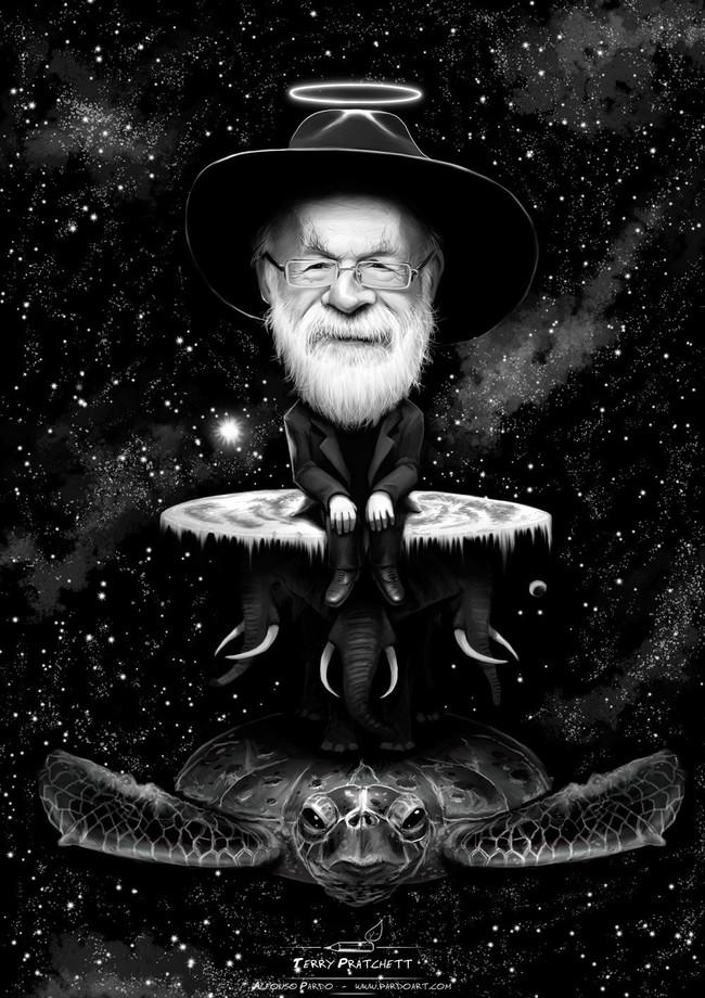 Alfonso Pardo Martinez Terry Pratchett