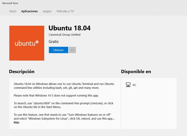 Ubuntu 18 10 Windows 10