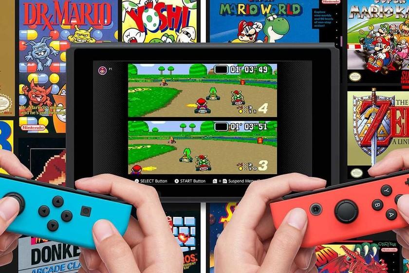 Los juegos clásicos de Nintendo Switch Online como los de NES y SNES seguirán siendo publicados, pero no de forma periódica