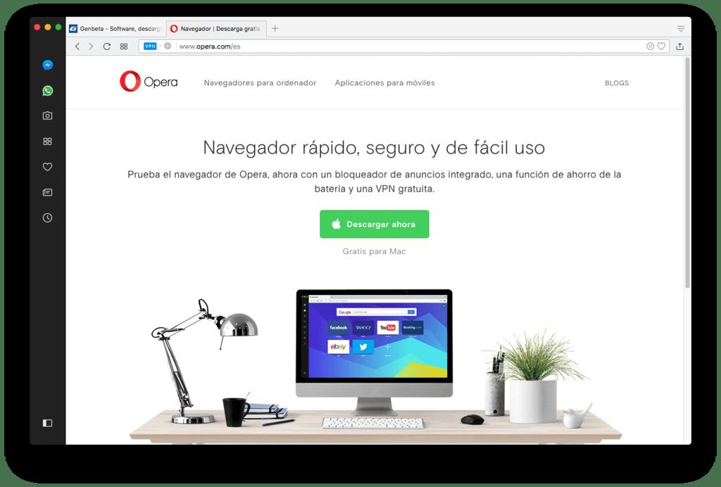 Navegador Descarga Gratis Navegador Rapido Y Seguro Opera 2017 12 18 18 44 56