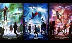 'Marvel Land', los parques Disney tendrán una nueva e increíble expansión dedicada a los superhéroes de Marvel