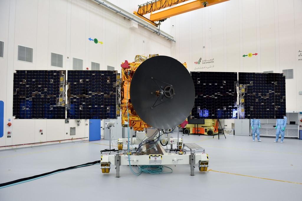 Emiratos Marcianos Unidos: la primera misión interplanetaria de Abu Dabi se la juega el 15 de julio y con ella el orgullo nacional