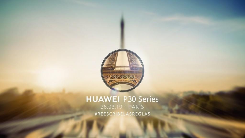Huawei P30 y P30 Pro: sigue la presentación de hoy en directo y en vídeo