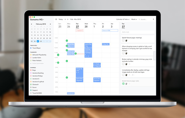 Desktop App Calendar Screenshot 2x Min