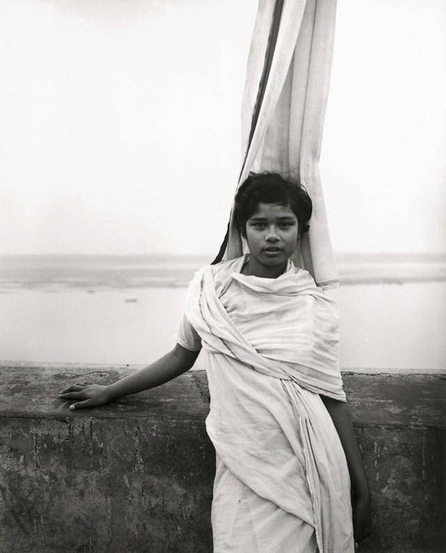 Dayanita Singh Soy cual soy, 1999 Gelatina plata 76,4 x sesenta cm Colecciones FUNDACIÓN MAPFRE, FM000875 © Dayanita Singh / Frith Street Gallery