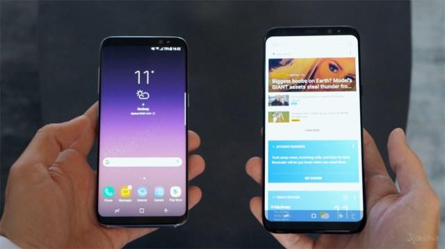 Galaxy S8 7