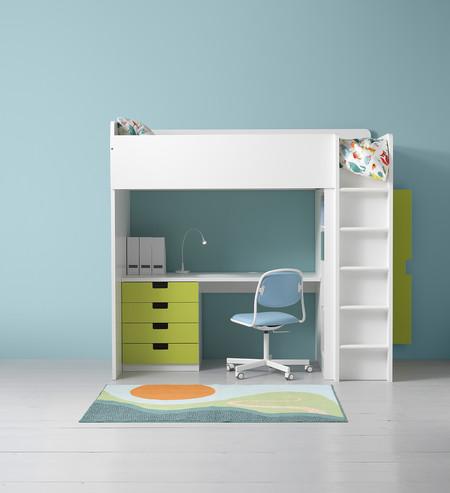 Catlogo IKEA 2018 novedades en dormitorios infantiles