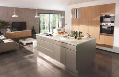 cocina abierta isla salon cocinas abiertas necesitabas remodelar damos hoy tu te si