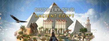 El Discovery Tour de Assassin's Creed desde la óptica de una educadora. ¿Es una herramienta útil para enseñar?