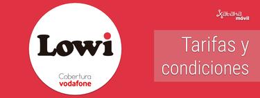 Tarifas de Lowi fibra, terminal y combinados: Todas las ofertas