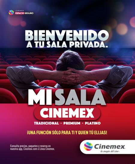 My Cinemex Room