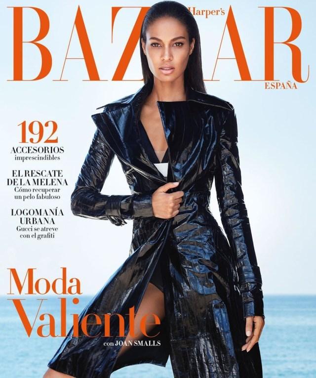 Harper's Bazaar España: Joan Smalls