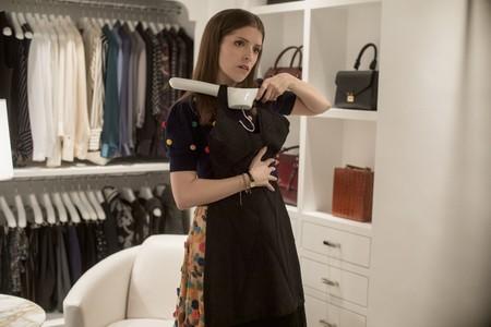 Anna Kendrick's Dressing Room