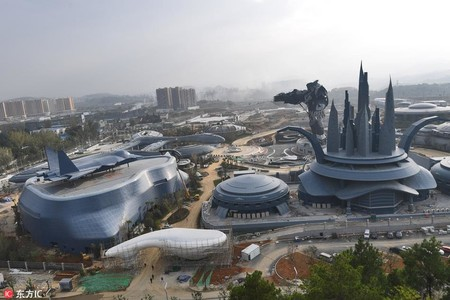 Oriental Science Fiction Valley 4