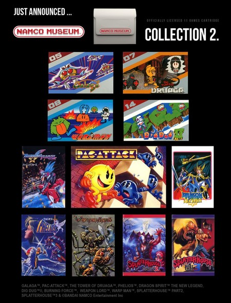 Namco Collection 2
