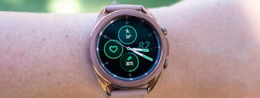 Samsung Galaxy Watch 3, análisis: el reloj más completo de Samsung es también un reto para nuestra muñeca