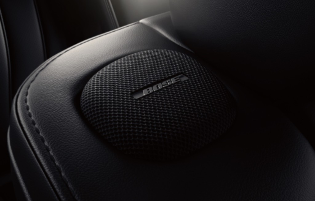 Bose lleva su tecnología de cancelación de ruido QuietComfort de los auriculares al coche