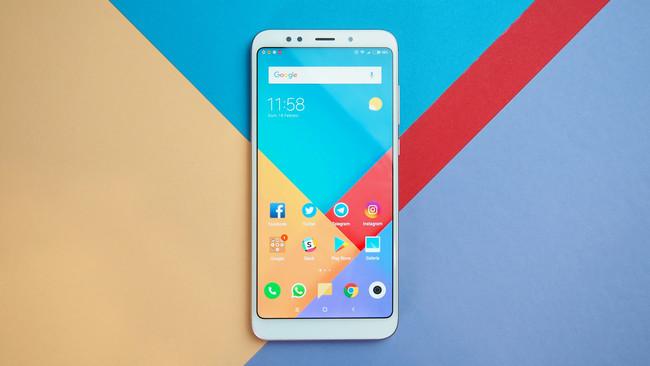Xiaomi Redmi cinco plus