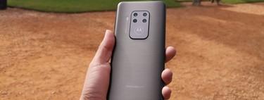 Motorola One Zoom, primeras impresiones: las cuatro cámaras le sientan más que bien a Motorola