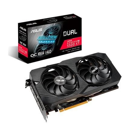 ASUS Dual 5500 XT