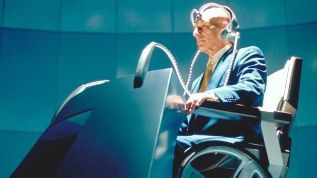 Brain Charles Xavier