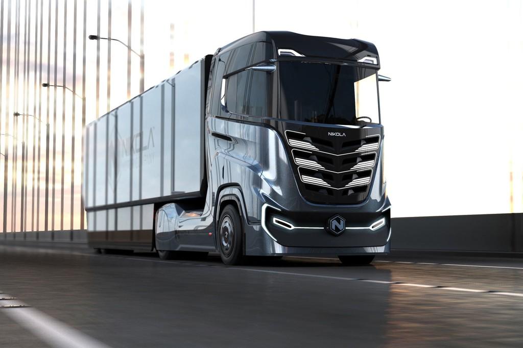 Nikola Tre, la tercera generación del camión eléctrico impulsado por hidrógeno con hasta 1.200 km de autonomía