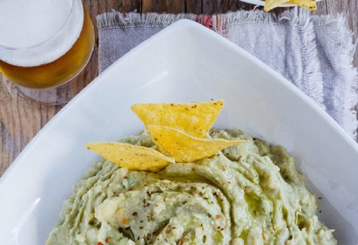 Hummus De Aguacate Receta De Cocina Fácil Sencilla Y Deliciosa