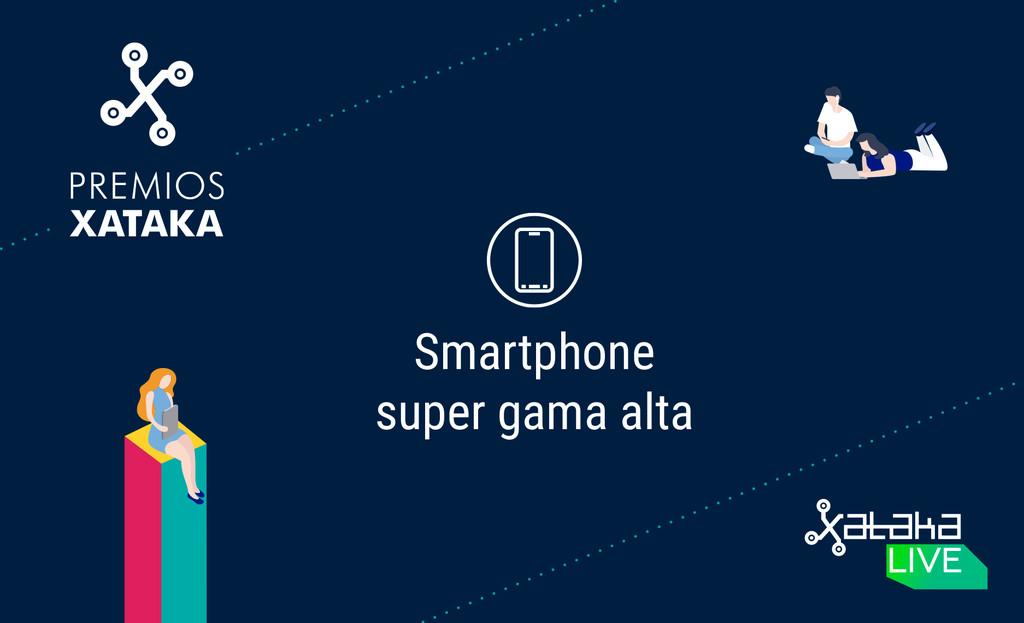 Permalink to Mejor smartphone de gama super alta: vota en los Premios Xataka 2018