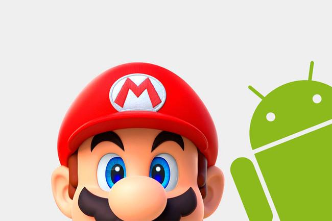 Super Mario Run Android