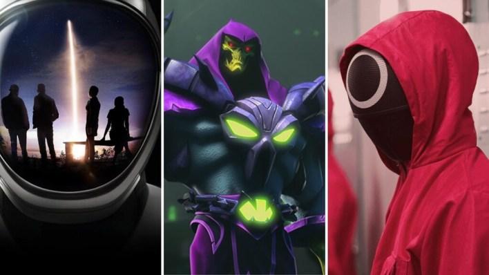 Los estrenos de Netflix en septiembre 2021: 77 series, películas y documentales originales