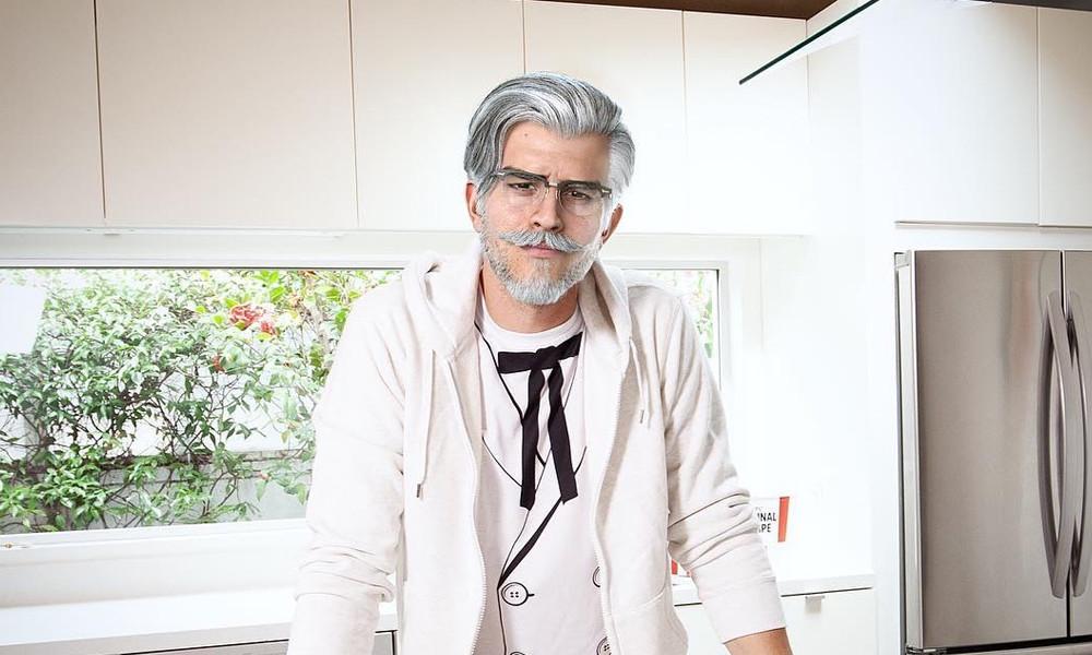 Permalink to KFC convierte a su mítico Coronel Sanders en un influencer virtual y rejuvenecido