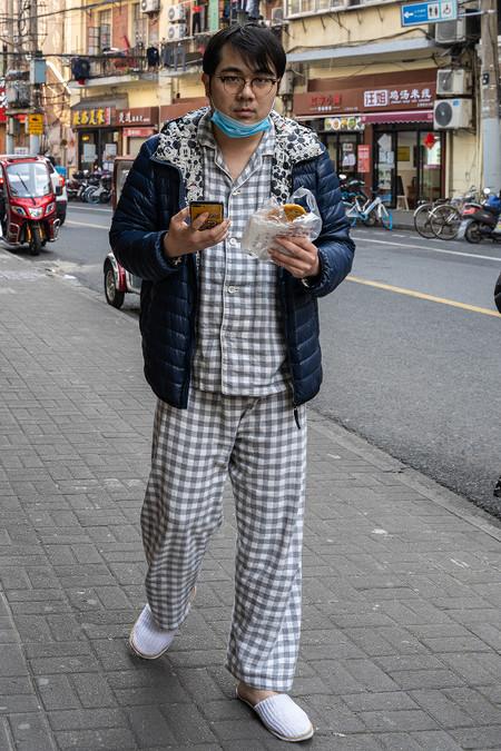 Shangai China Coronavirus Jose Luis Sanchez 16