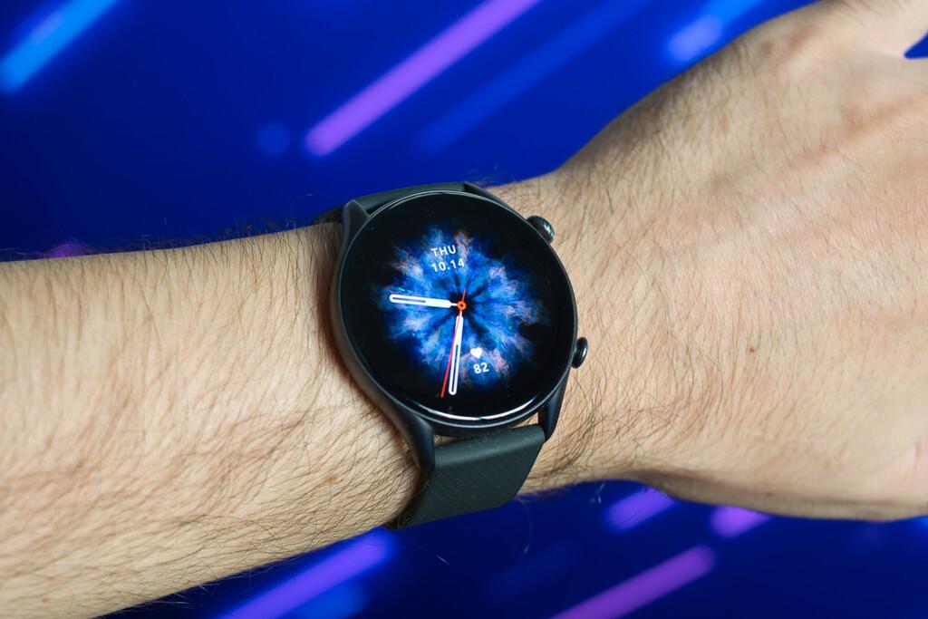 Amazfit GTR 3 Pro, análisis: tener un smartwatch con esta pantalla y batería es, simplemente, sensacional