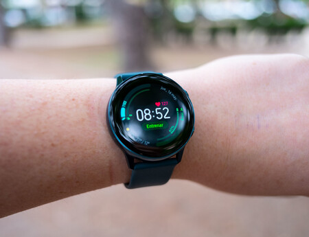 The smartwatch Samsung Galaxy Watch Active drops in price and reaches its all-time low on Amazon: 149.90 euros