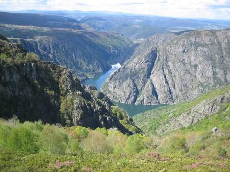 Ribeira Sacra Rio Sil Lugo Galiza