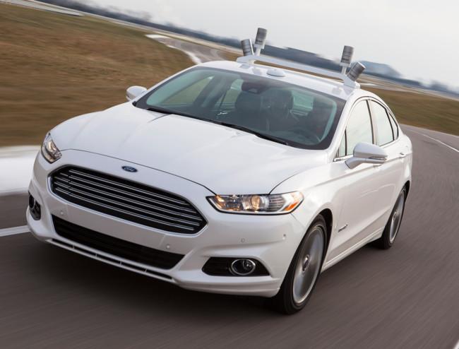 Permalink to El coche autónomo de Ford llegará en 2021… y no tendrá volante ni pedales
