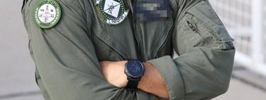 Por qué un reloj deportivo de Garmin se ha convertido en el aliado predilecto de los pilotos de los F/A-18 y los F-35