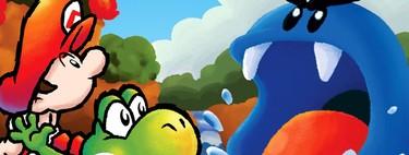 Retroanálisis de Yoshi's Island, la primera aventura del dinosaurio de Nintendo por la que no pasan los años