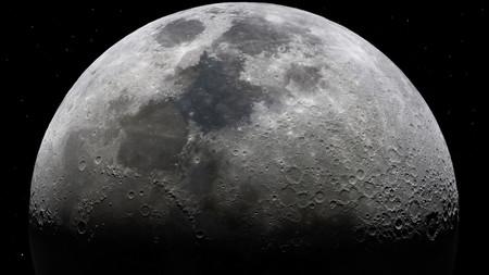 Big Moon Wallpaper
