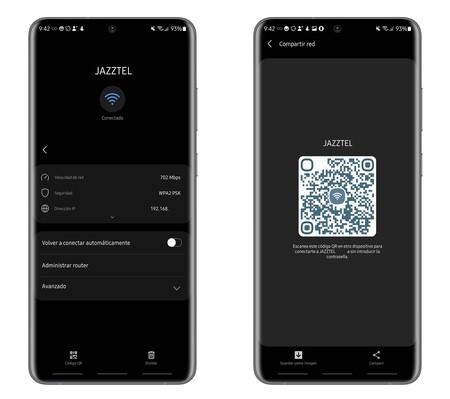 Android 12 könnte Nearby Share nutzen, um die Freigabe des Wi-Fi-Netzwerkschlüssels zu vereinfachen