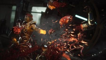 Mortal Kombat 11 Liukang