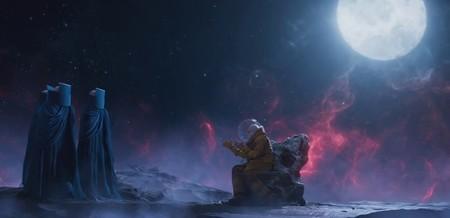 Stan lee guardianes galaxia 2