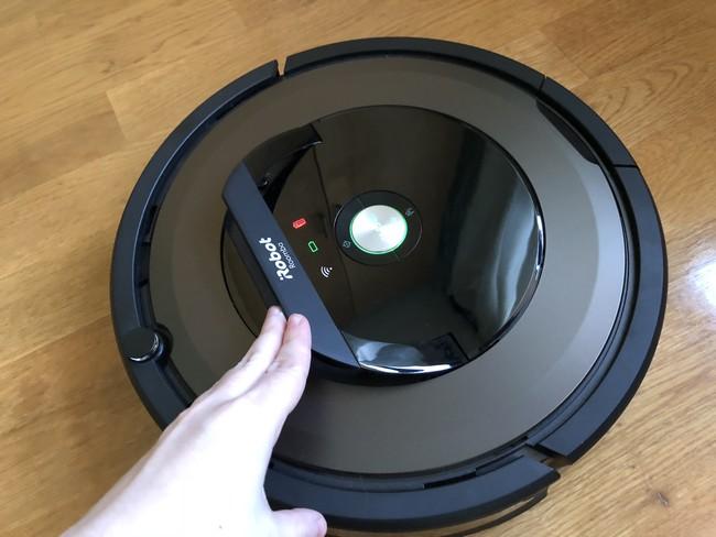 Roomba 896 Asa