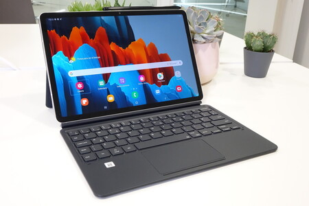 The Samsung Galaxy Tab S7 is lowered to its historical minimum price on Amazon, for 719 euros