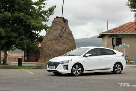 Hyundai Ioniq Hibrido Enchufable 2