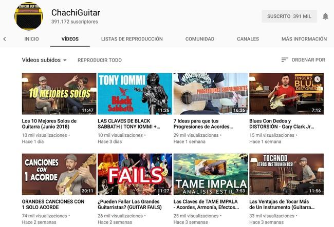 Window Y Chachiguitar Youtube