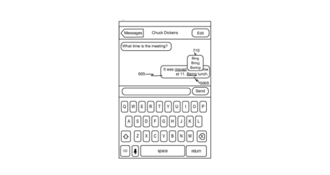 Patente Mensajes