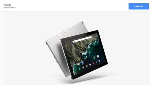 Pixel Rebajada Tablet