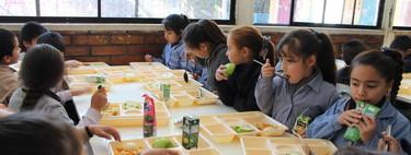 Chicote visita los comedores escolares de educación especial: una nutricionista nos habla de nutrición infantil