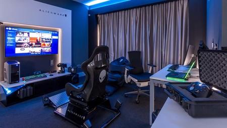 Hilton tiene una habitacin dedicada al gaming donde la